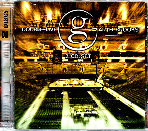 Garth Brooks CD