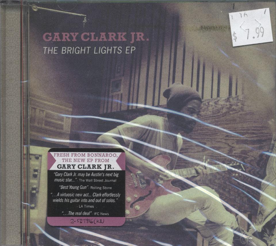 Gary Clark Jr. CD