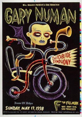 Gary Numan Proof