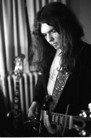 Gary Rossington Fine Art Print