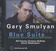 Gary Smulyan and Brass CD