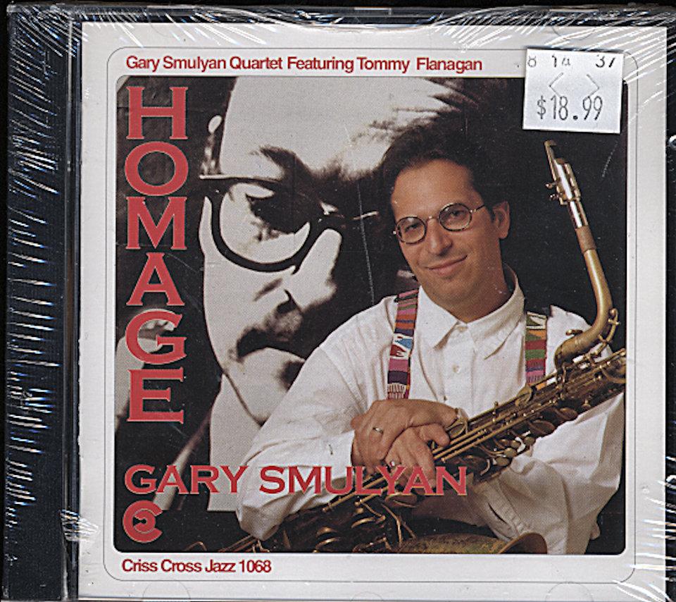 Gary Smulyan Quartet CD