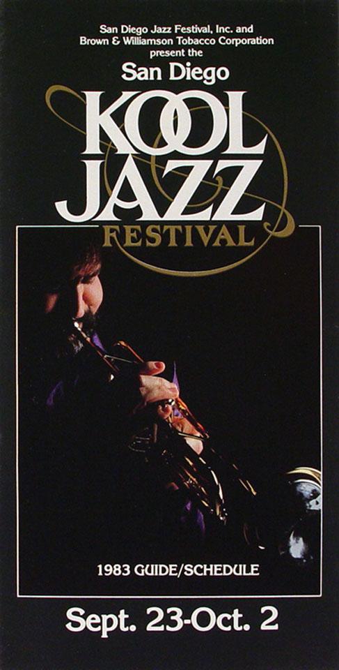 Gaslamp Quarter Jazzabout Program