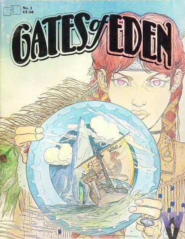 Gates of Eden Vol. 1, No. 1