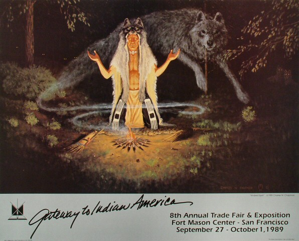 Gateway to Indian America Poster
