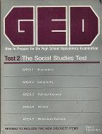 GED Test 2: The Social Studies Test Magazine