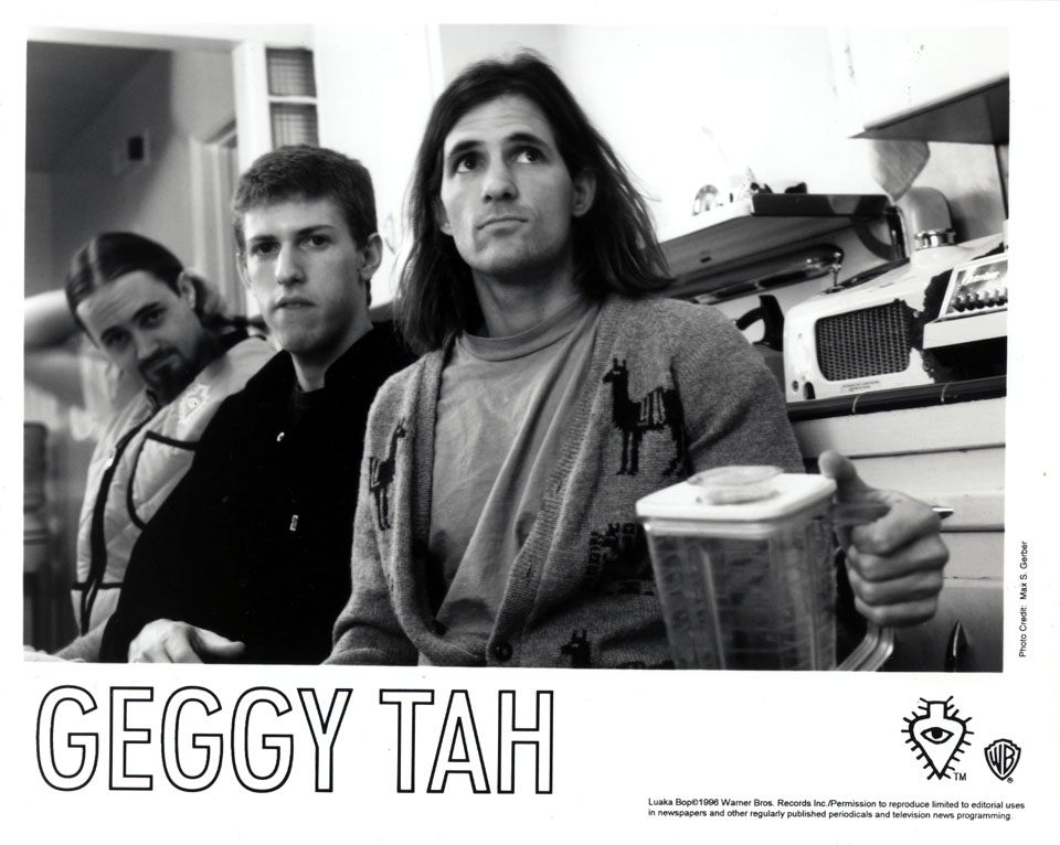 Geggy Tah Promo Print