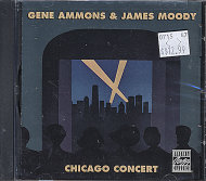 Gene Ammons & James Moody CD