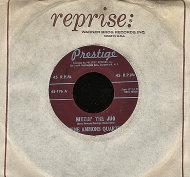 "Gene Ammons Quartet Vinyl 7"" (Used)"