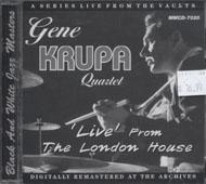 Gene Krupa Quartet CD