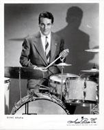 Gene Krupa Quartet Promo Print