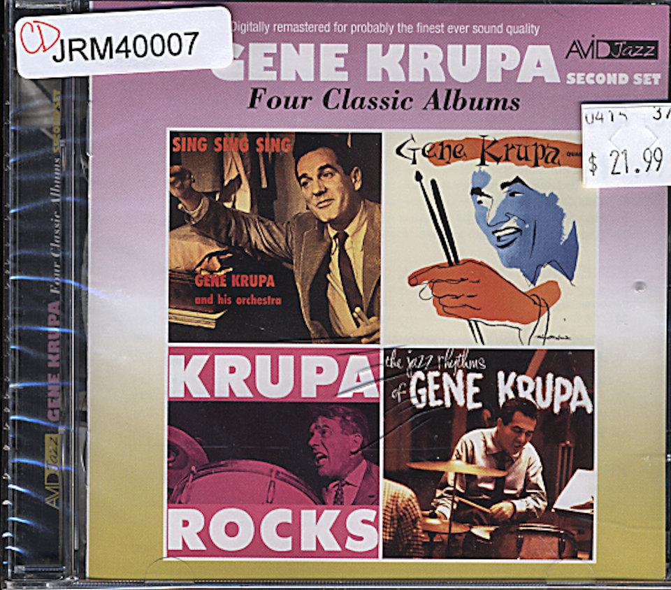 Gene Krupa CD