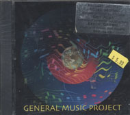 General Music Project CD