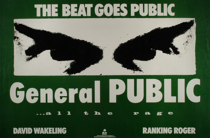 General Public Poster