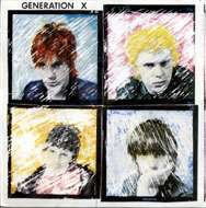 "Generation X Vinyl 7"" (Used)"