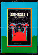 Genesis 1: Film Evolution Handbill
