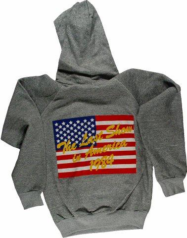 Genesis Men's Vintage Sweatshirts reverse side