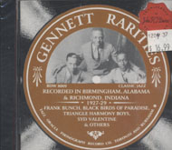 Gennett Rarities 1927-29 CD