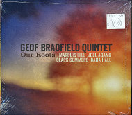 Geof Bradfield Quartet CD