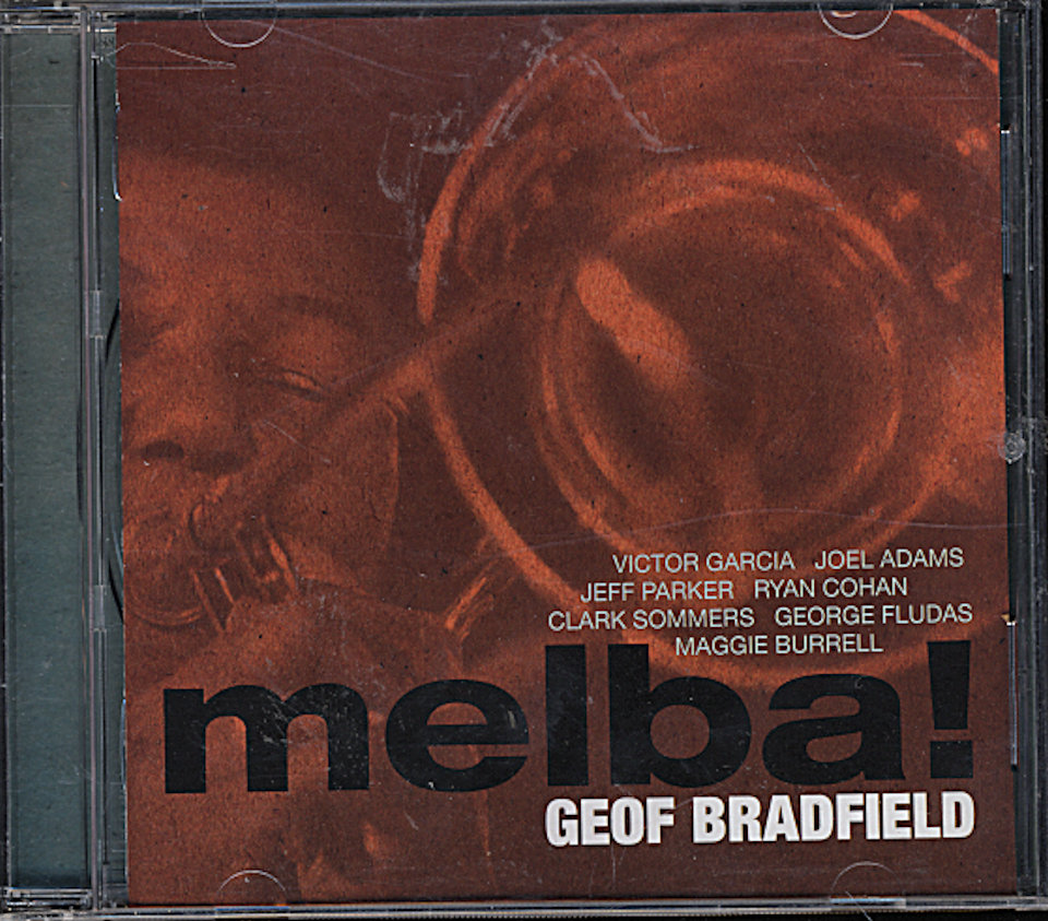 Geof Bradfield CD