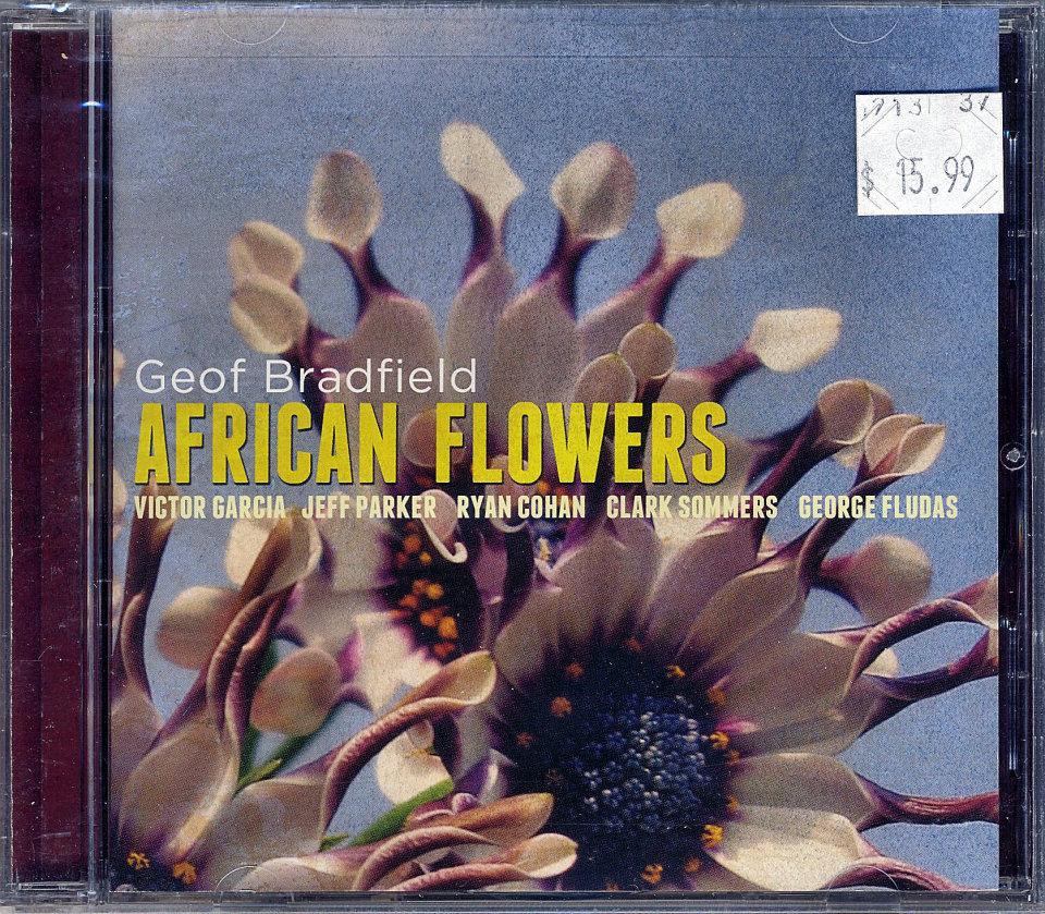 Geof Bradfield CD