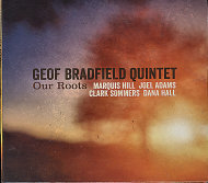 Geof Bradford Quartet CD