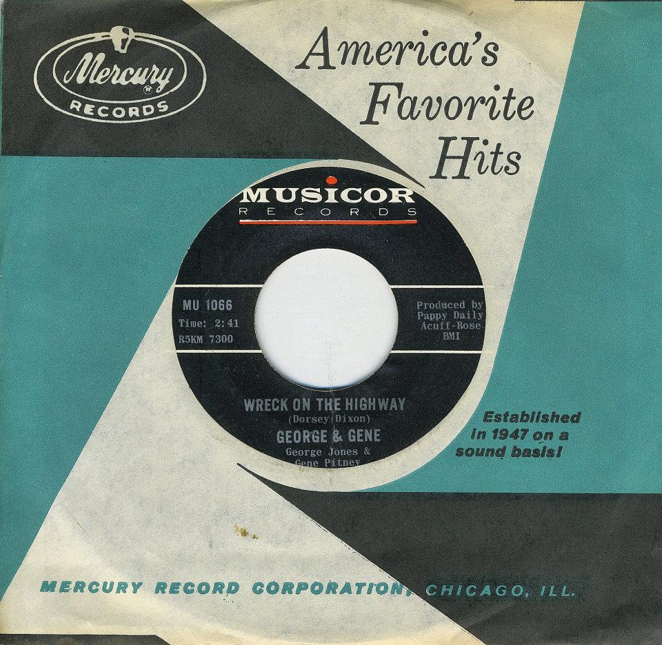 """George & Gene Vinyl 7"""" (Used)"""