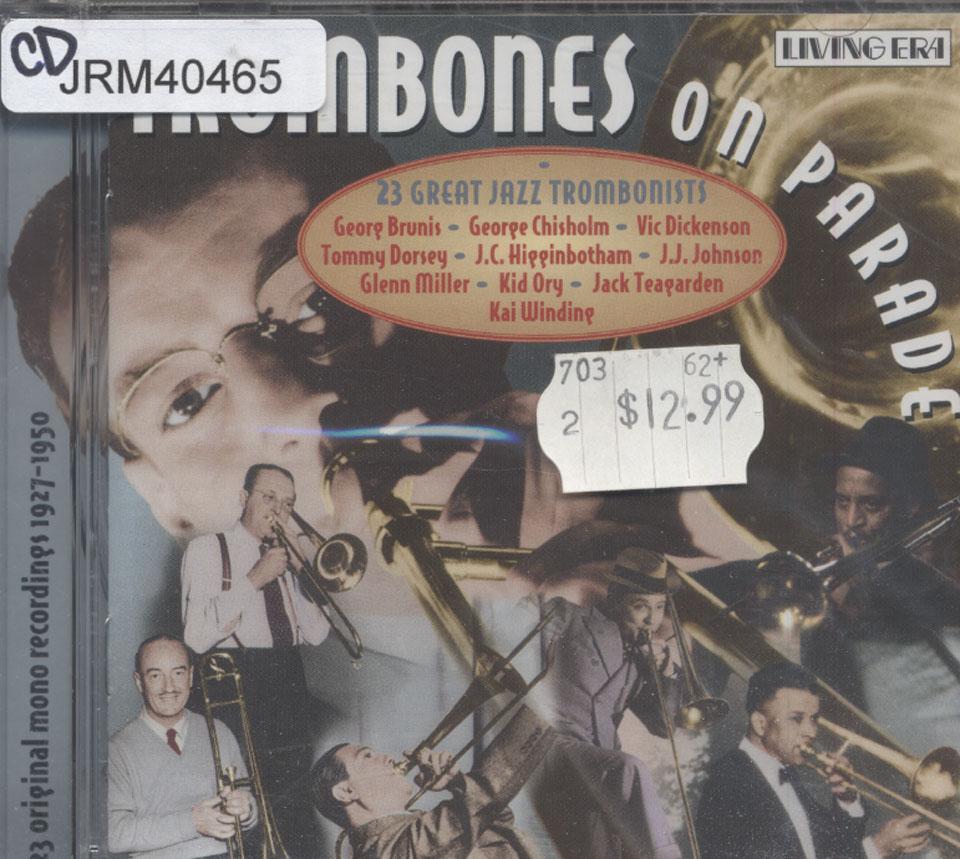 George Brunis CD