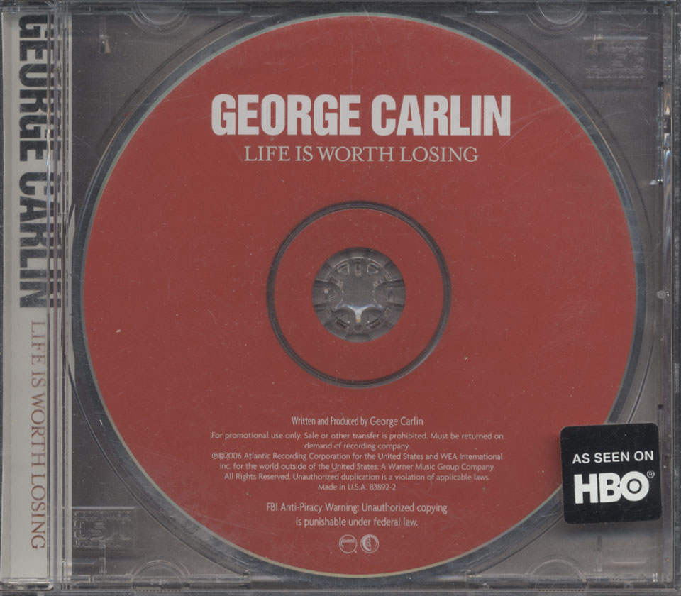 George Carlin CD