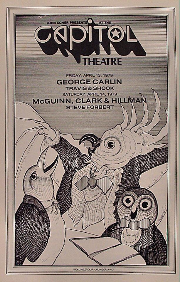George Carlin Program
