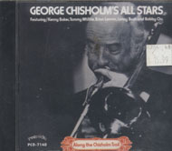 George Chisholm's All Stars CD