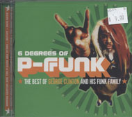 George Clinton and His Funk Family CD