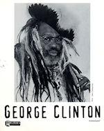 George Clinton Promo Print