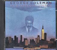 George Coleman CD