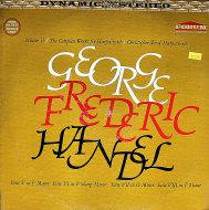 """George Frederic Handel Vinyl 12"""" (Used)"""