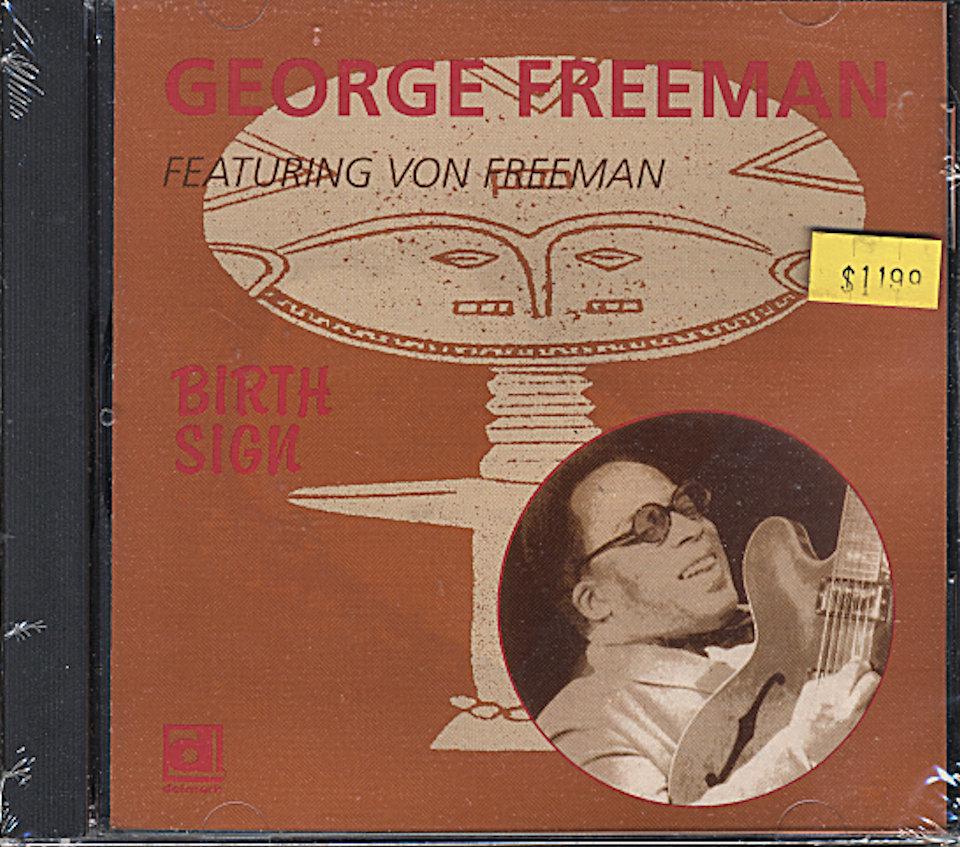 George Freeman CD