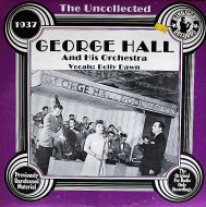 """George Hall And His Orchestra Vinyl 12"""" (Used)"""