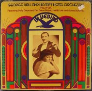 """George Hall And His Taft Hotel Orchestra Vinyl 12"""" (New)"""