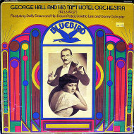 """George Hall And His Taft Hotel Orchestra Vinyl 12"""" (Used)"""