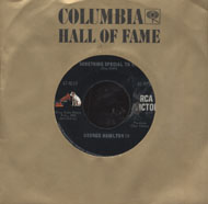 """George Hamilton IV Vinyl 7"""" (Used)"""