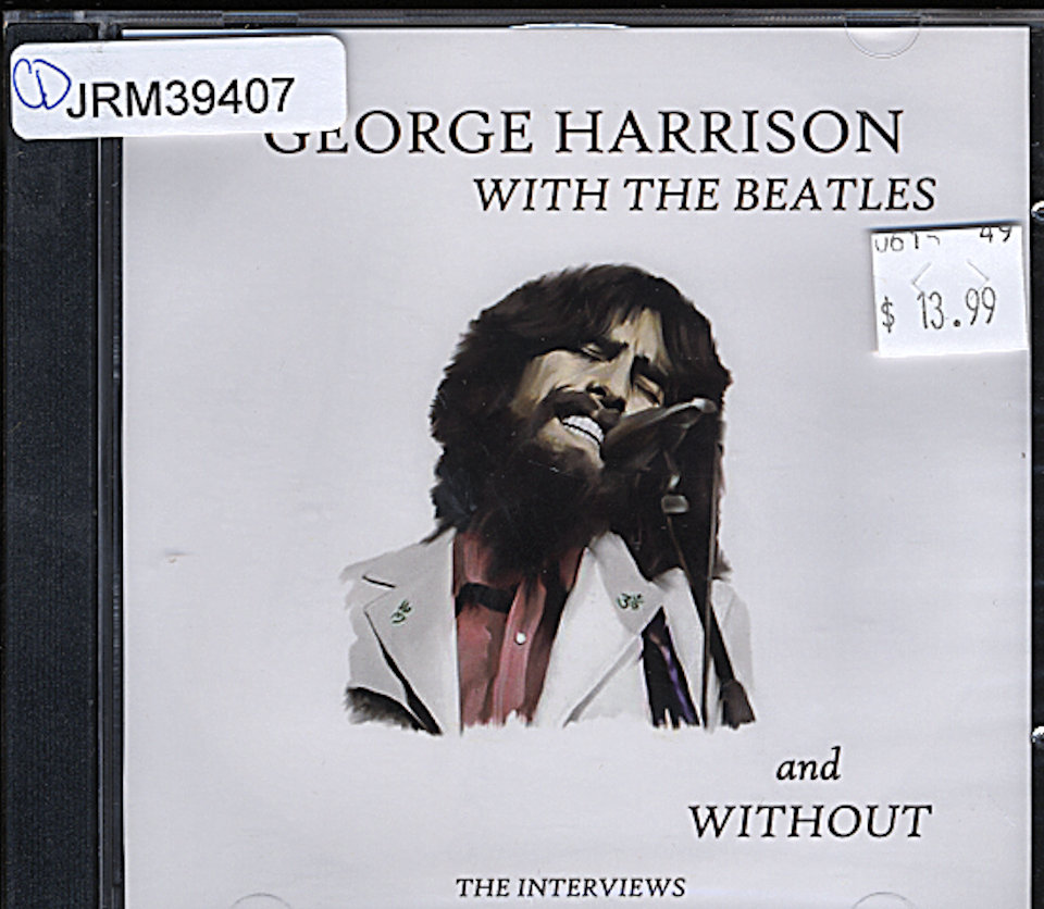 George Harrison CD