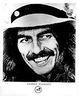 George Harrison Promo Print
