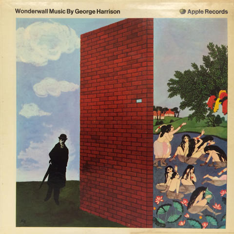 "George Harrison Vinyl 12"" (Used)"