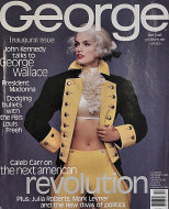 George: Inaugural Issue Magazine