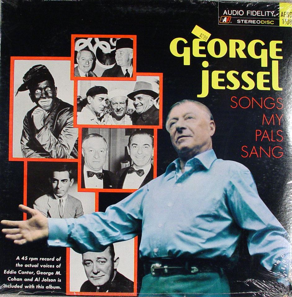 "George Jessel Vinyl 12"" (New)"
