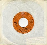 """George Jones Vinyl 7"""" (Used)"""