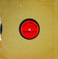 George Lewis & His New Orleans Music 78
