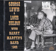 George Lewis & Louis Nelson CD