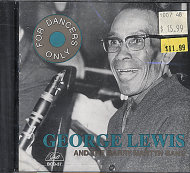 George Lewis and the Barry Martyn Band CD