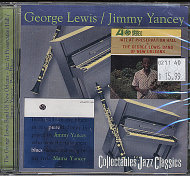 George Lewis CD